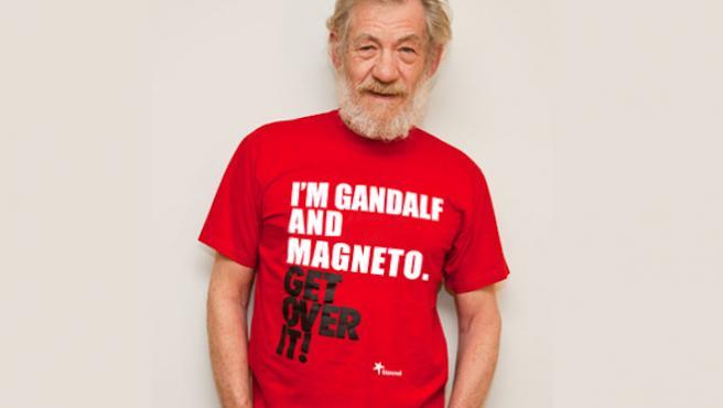 Ian McKellen volverá a ser Gandalf (¿y Magneto?) en teatro