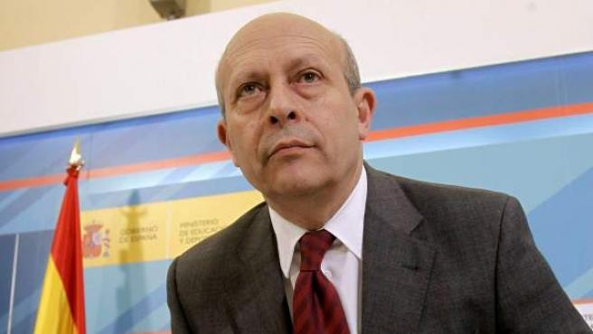 Las reformas del ministro Wert unieron a maestros y alumnos en lo que se conoce como la marea verde.