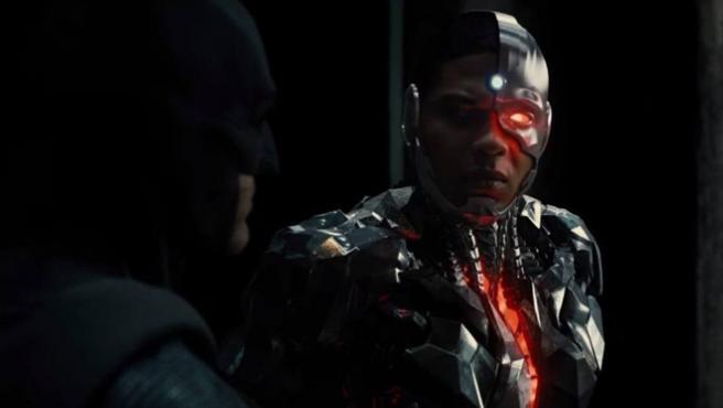 'Justice League': Y Cyborg es el último en llegar