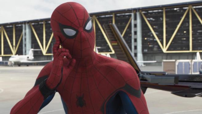 Marvel lanza el primer cartel de 'Spider-Man Homecoming'