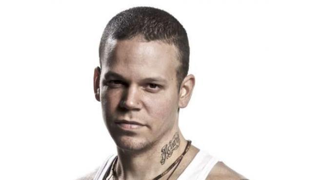 René Pérez (Residente), cantante y compositor de Calle 13.