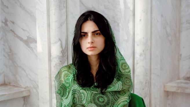 La rumana Carmen Catuti eligió una serie sobre Ucrania