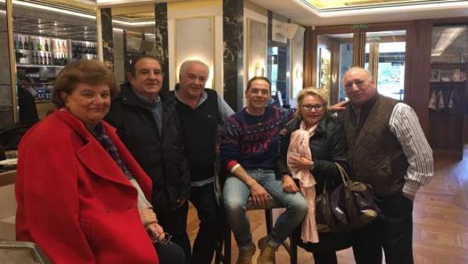 Exconcejales apoyan a Gamarra