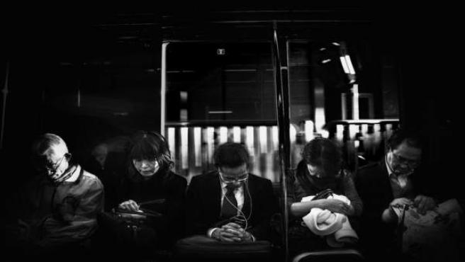 Foto ganadora de la categoría 'Viajes' del II Premio 'Jalón Ángel'