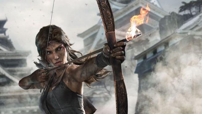 'Tomb Raider': Fotos oficiales de Alicia Vikander como Lara Croft