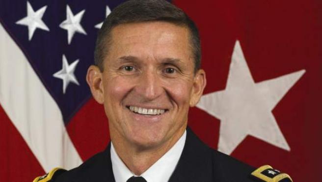 El general retirado Michael Flynn, exasesor de Seguridad Nacional en el Gobierno de Trump.