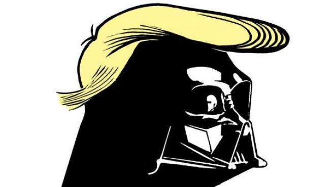 Trump Vader