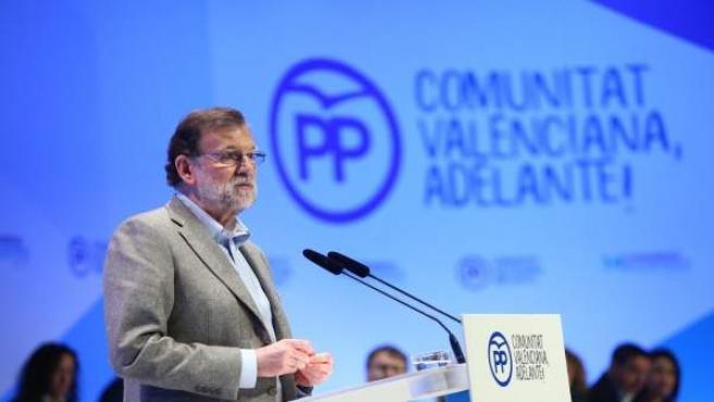 El presidente clausura el XIV Congreso del PPCV