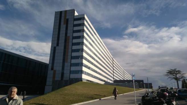 Hospital Universitario Central de Asturias, HUCA
