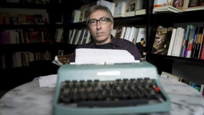 El escritor, director de cine y periodista español, David Trueba