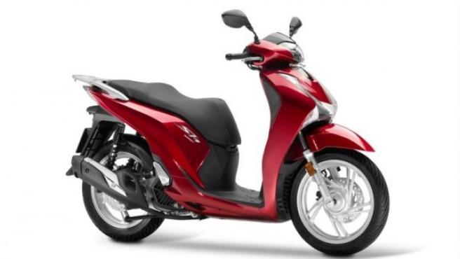 En marzo se vendieron 563 modelos de la Honda SH 125i.