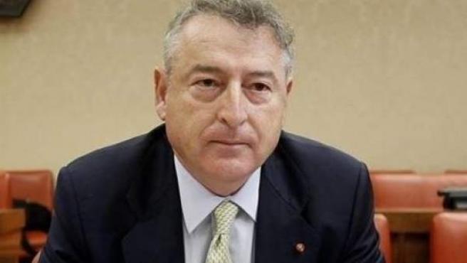 <p>El candidato del PP a presidente de RTVE, José Antonio Sánchez.</p>