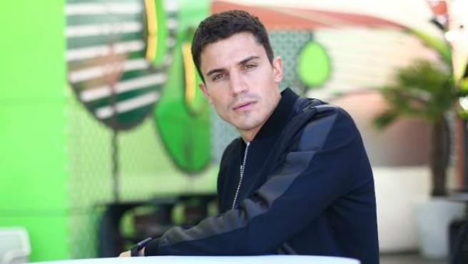 El actor madrileño Álex González.