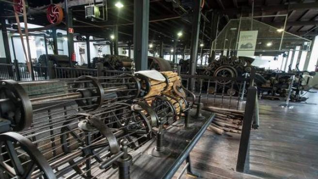 Fabrica de boinas La Encartada