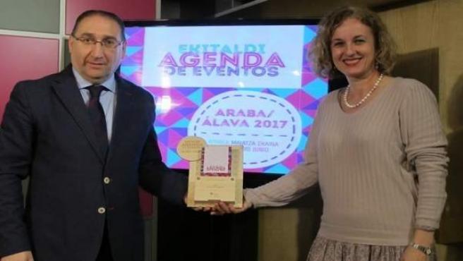 Diputación Foral lanza una agenda con todos los eventos culturale