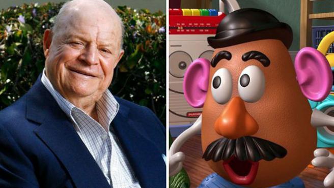 Muere Don Rickles, la voz de Mr. Patata en 'Toy Story'