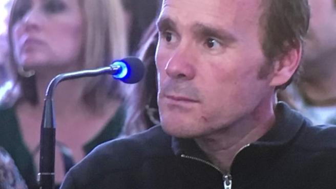El condenado por el asesinato de la peregrina Denise Rhiem, Miguel Ángel Blas.