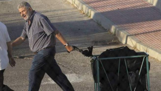 El narcotraficante gallego Laureano Oubiña, en una imagen de archivo.