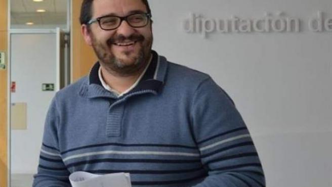 Guzmán Ahumada IU Málaga coordinador provincnial marzo 2017