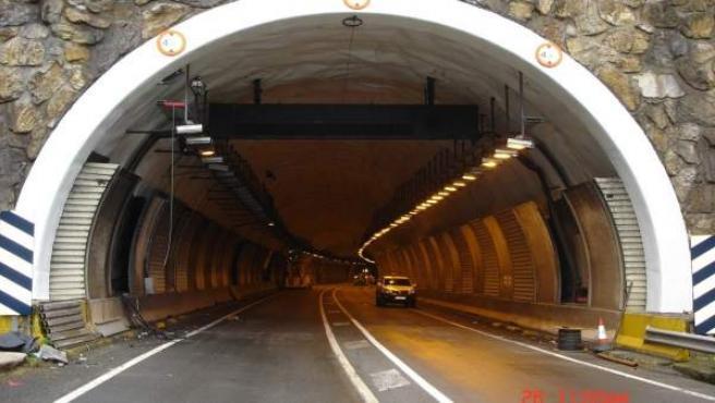 Imagen Del Túnel De Belate.