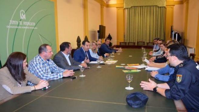 Nota Reunión Equipos Taurinos La Malagueta