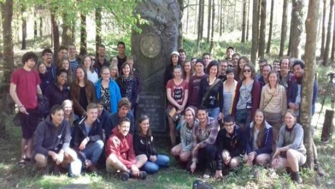 Estudiantes de Lovaina