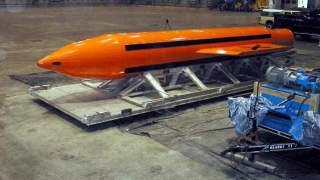 La Moab, en una imagen de archivo.