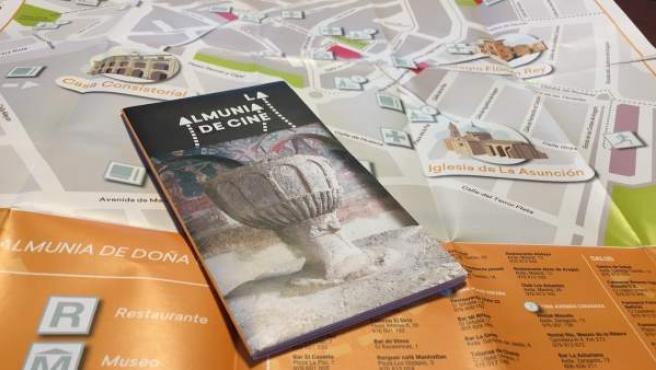 Nuevo mapa turístico de La Almunia