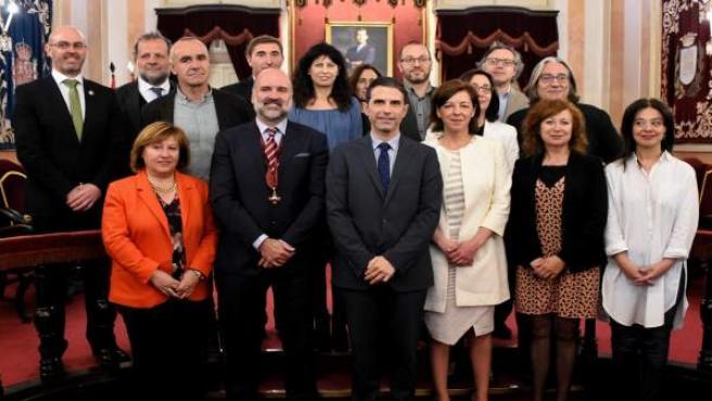 Alcalá De Henares: Alcalá Ha Acogido La Fundación De La Red De Ciudades Cervanti