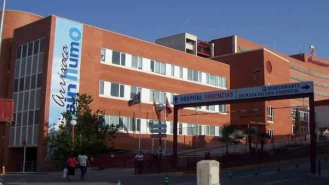 Hospital Virgen de la Arrixaca