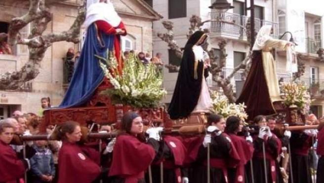 Semana Santa de Cangas
