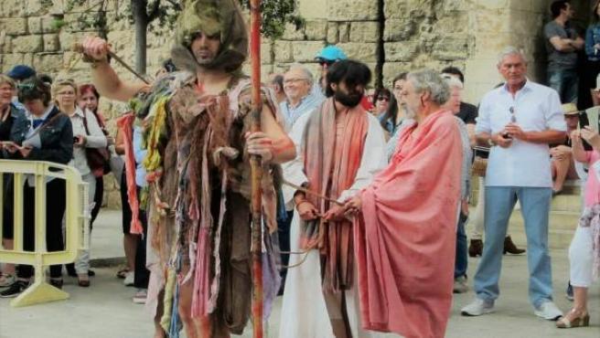 Via Crucis de Llorenç Moyà en la Catedral