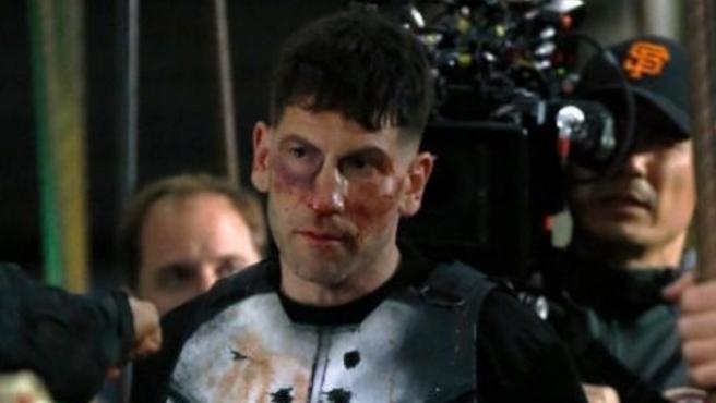 Este es el nuevo aspecto de Jon Bernthal como The Punisher