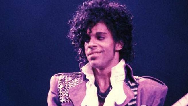 El cantante Prince, en una imagen de archivo.
