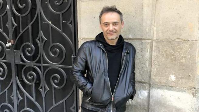 El cantante Santi Balmes