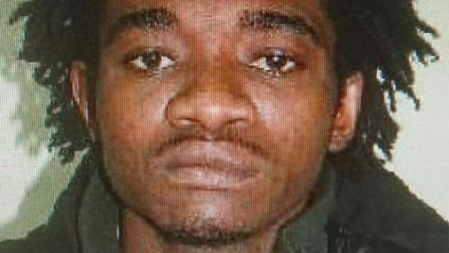 Yode Ali Raba, el joven marfileño que lanzó a un policía a las vias del tren.
