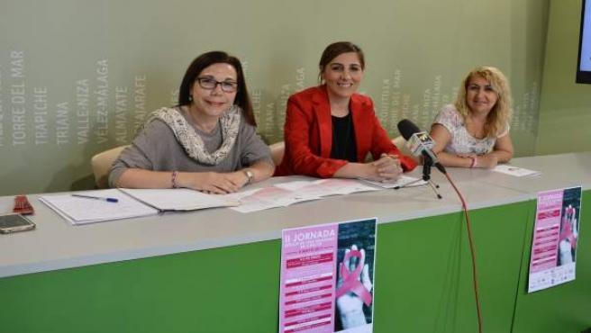Organizan la jornada sobre estilos de vida saludable en cáncer en Vélez-Málaga