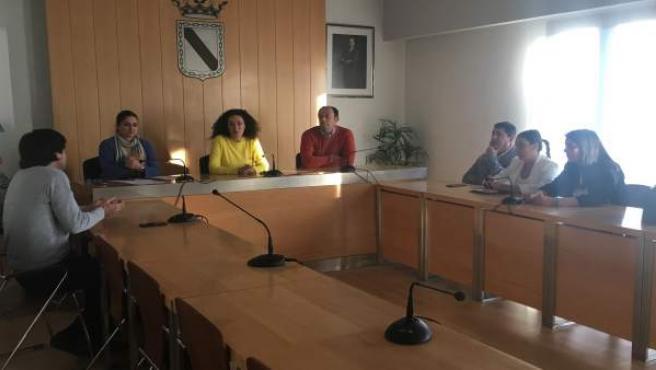 Ayuntamiento de Gibraleón trata el pliego de condiciones para arreglo de caminos