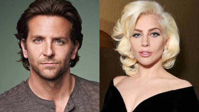 'Ha nacido una estrella': Primera imagen de Lady Gaga y Bradley Cooper rodando en Coachella