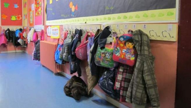 Una imagen de una escuela infantil.
