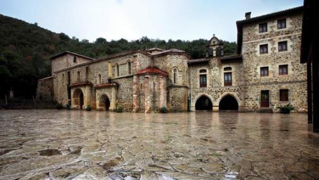 Monasterio de Santo Toribio de Liébana (Cantabria)
