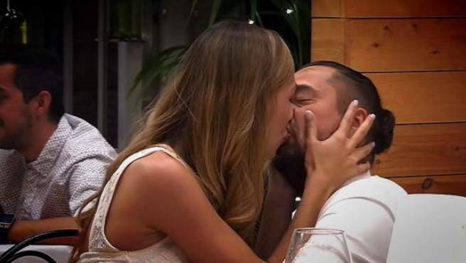 Cristina y Cristian, el primer matrimonio surgido de 'First Dates'.