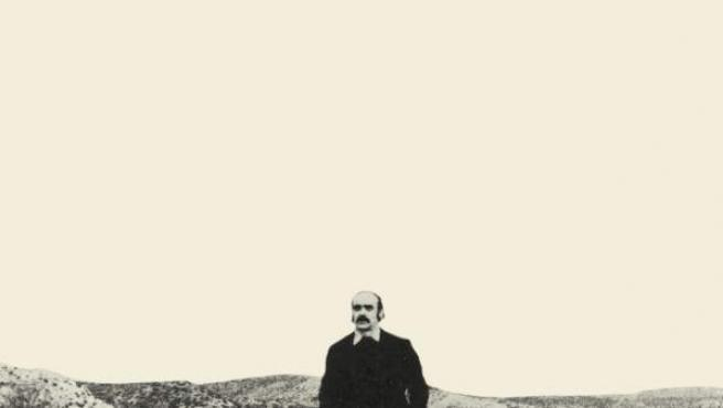 Portada del libro 'Paisajes queridos' de José Antonio Labordeta
