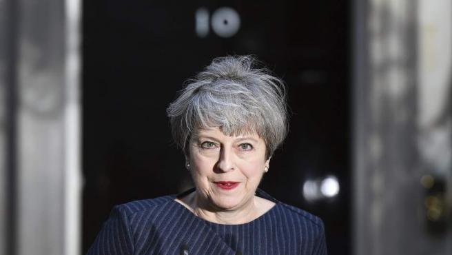 Theresa May anuncia elecciones anticipadas para el 8 de junio en Reino Unido.