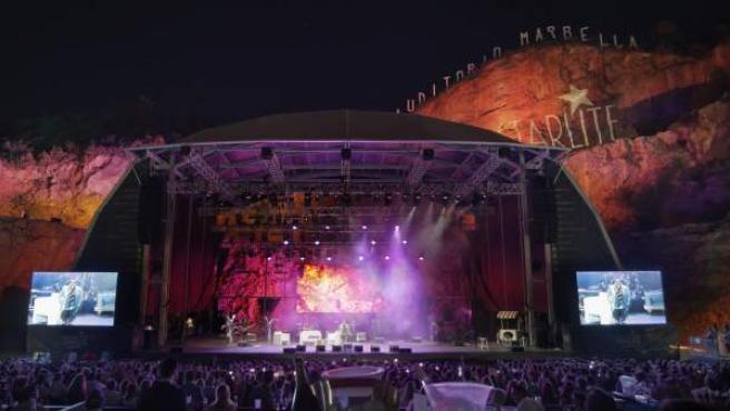 Marbella acoge este año una nueva edición de su famoso festival de música Starlite.