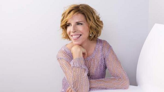 La cantante Sole Giménez en una imagen promocional.