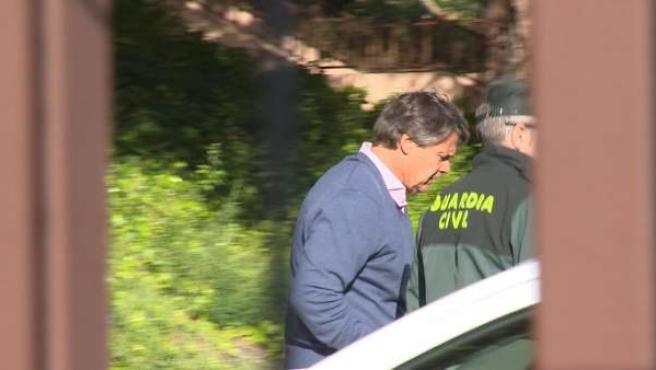 Pablo González, hermano del expresidente de la Comunidad de Madrid, Ignacio González.