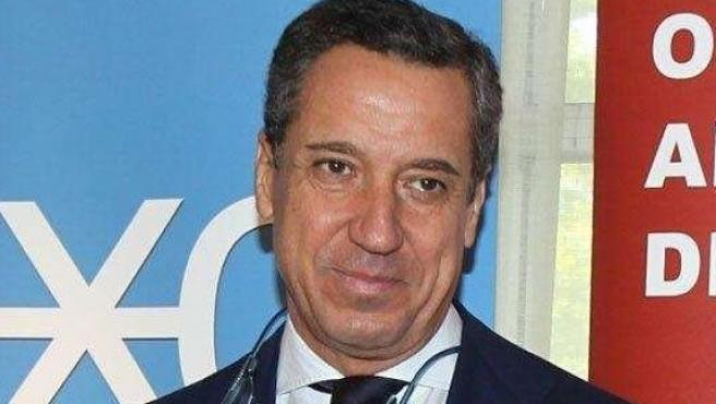 Eduardo Zaplana, exministro de Trabajo, en una imagen de archivo.