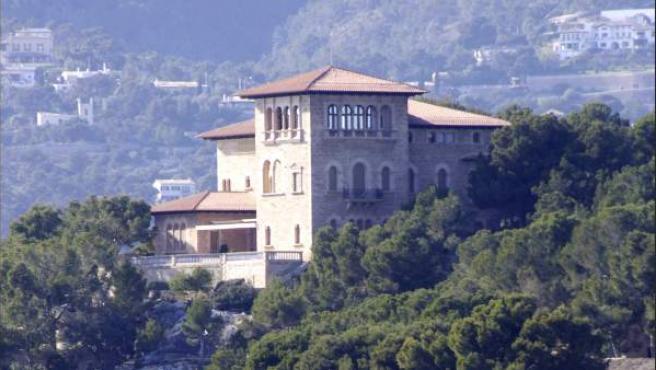 Palacio de Marivent, Palma de Mallorca.