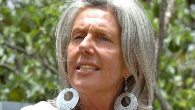 La activista Kuki Gallmann.